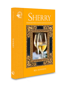 Sherry book cover image